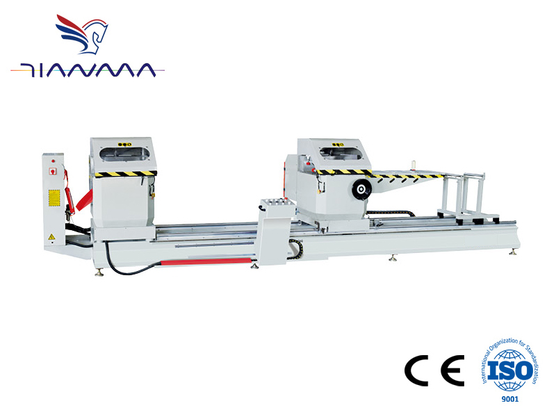 Heavy Duty Double-head Precision Cutting Saw