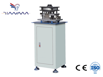 Combination pressing machine for turn & tilt window
