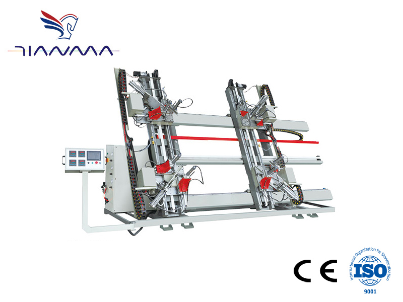 CNC Four-corner welding machine for PVC door and window